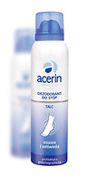 ACERIN TALC dezodorant do stóp z talkiem 150ml