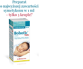 BOBOTIC forte w kroplach 30ml