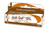 Lek JODI GEL 10% 10ml